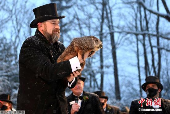 Groundhog Day 2021! Will spring come early